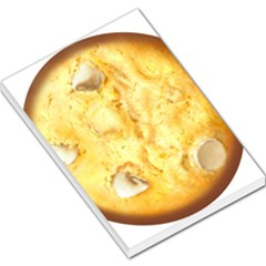 White Chocolate Chip Lemon Cookie Novelty Large Memo Pads