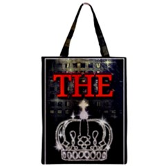 The King Classic Tote Bag by SugaPlumsEmporium