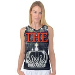The King Women s Basketball Tank Top