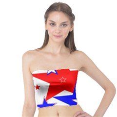 The Patriot 2 Tube Top by SugaPlumsEmporium