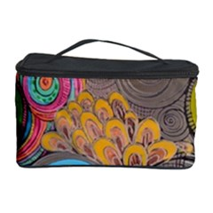 Rainbow Passion Cosmetic Storage Cases by SugaPlumsEmporium
