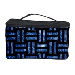 WOV1 BK-BL MARBLE Cosmetic Storage Cases by trendistuff