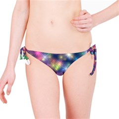 Starlight Shiny Glitter Stars Bikini Bottom by yoursparklingshop