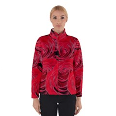 Red Love Roses Winterwear by yoursparklingshop