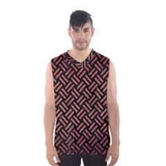 WOV2 BK MARBLE COPPER Men s Basketball Tank Top by trendistuff