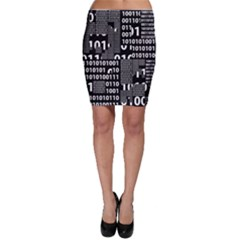 Beautiful Binary Bodycon Skirts