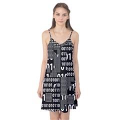 Beautiful Binary Camis Nightgown