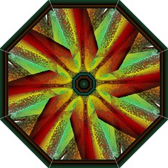 Stained Glass Window Folding Umbrellas by SugaPlumsEmporium