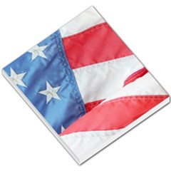 Folded American Flag Small Memo Pads