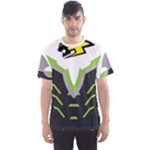 Wild Tiger HERO Suit Men s Sport Mesh Tee