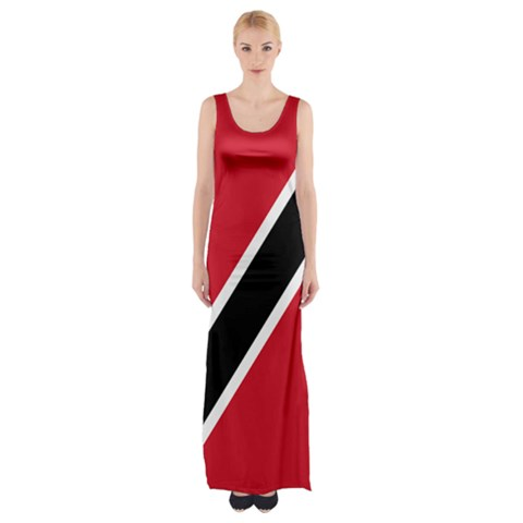 Maxi Thigh Split Dress