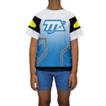 Miles From Tomorrowland Kid s Short Sleeve Swimwear