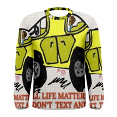 All Life Matters! Men s Long Sleeve Tee