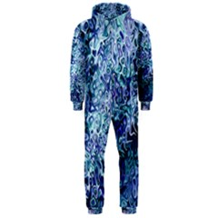 Splashes! Hooded Jumpsuit (Men)  by SugaPlumsEmporium