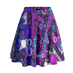 Hipster Bubbes High Waist Skirt by KirstenStar