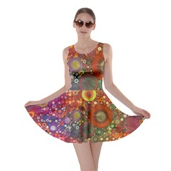 Circle Fantasies Skater Dress by KirstenStar