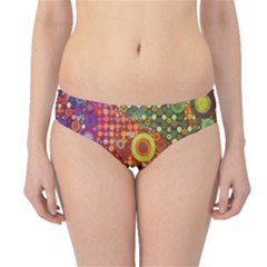 Circle Fantasies Hipster Bikini Bottoms by KirstenStar