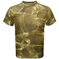 Gold Bar Golden Chic Festive Sparkling Gold  Men s Cotton Tee by yoursparklingshop