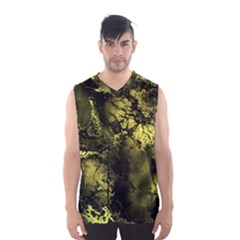 Amazing Fractal 24 Men s Basketball Tank Top by Fractalworld