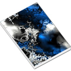 Amazing Fractal 26 Large Memo Pads