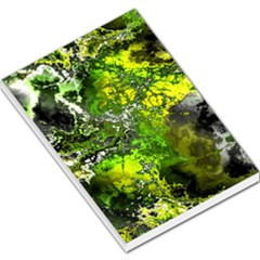 Amazing Fractal 27 Large Memo Pads by Fractalworld