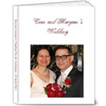Tom and Maryam s Wedding - 8x10 Deluxe Photo Book (20 pages)