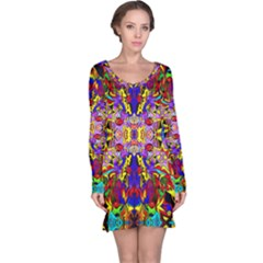Psycho Auction Long Sleeve Nightdress by MRTACPANS