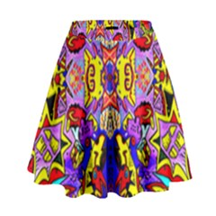 Psycho Auction High Waist Skirt by MRTACPANS