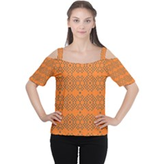 System Pluto Women s Cutout Shoulder Tee by MRTACPANS