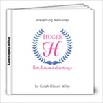 huger look book - 8x8 Photo Book (20 pages)