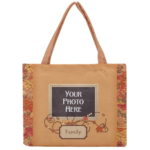 Mini Tote Bag Front