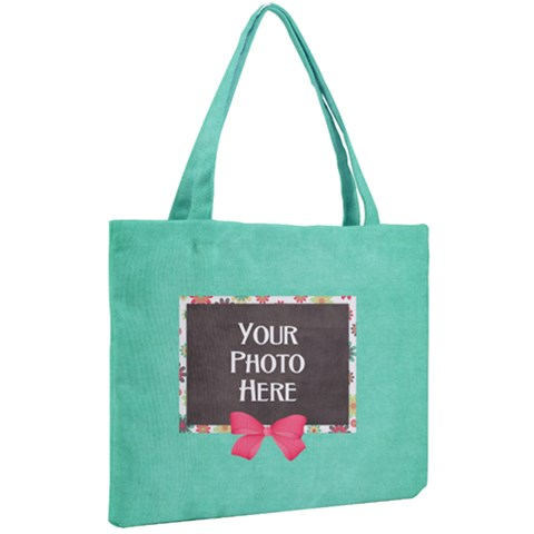 Mini Tote Bag Back