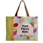 Leaves Tote - Mini Tote Bag