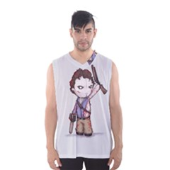 Plushie Boomstick Men s Basketball Tank Top by lvbart