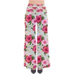 flower summer - Women s Chic Palazzo Pants