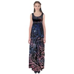 Galaxy Empire Waist Maxi Dress