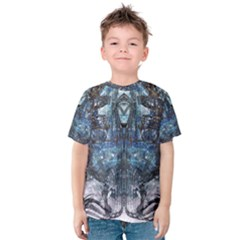 Lost In The Mirror  Kid s Cotton Tee