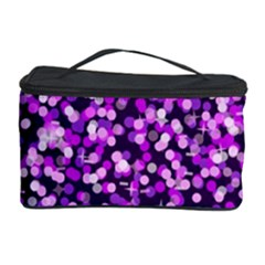 Purple Rain Cosmetic Storage Cases by KirstenStar