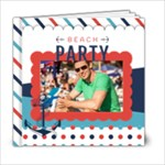 summer theme - 6x6 Photo Book (20 pages)