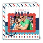 summer theme - 8x8 Photo Book (20 pages)