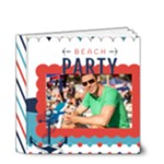 summer theme - 4x4 Deluxe Photo Book (20 pages)