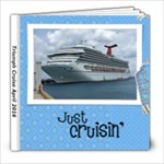 cruise 2016 - 8x8 Photo Book (20 pages)