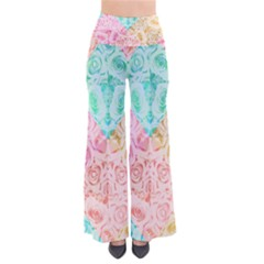 A Rose Is A Rose Pants by hennigdesign