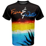 Fire & Water Tshirt2 - Men s Cotton Tee
