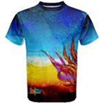 Fire & Water Tshirt1 - Men s Cotton Tee