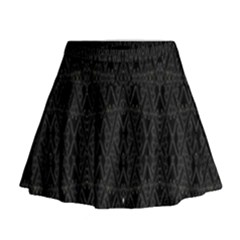 Perfect Cat Mini Flare Skirt