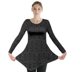 Dark Moon Long Sleeve Tunic  by MRTACPANS