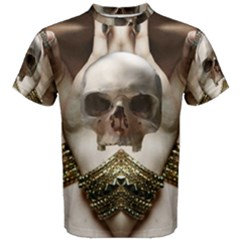 Skull Magic Men s Cotton Tee by icarusismartdesigns