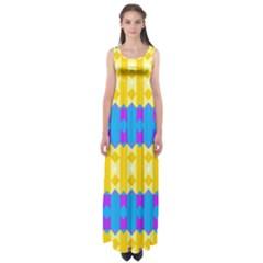 Empire Waist Maxi Dress by LalyLauraFLM