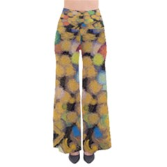 Paint Brushes                         Women s Chic Palazzo Pants by LalyLauraFLM